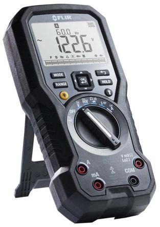 Multimètre Numérique Portable Flir Dm92 10a Ac 1000v Ac