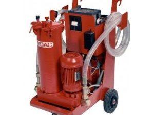 Unité de filtration et séparation