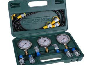 Mesure hydraulique